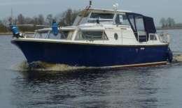 Amerglass 32, Motor Yacht Amerglass 32 for sale by Jachtbemiddeling van der Veen - Terherne