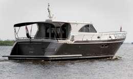 Thomasz Tristan Business Class 50' Hardtop OK, Motor Yacht Thomasz Tristan Business Class 50' Hardtop OK for sale by Jachtbemiddeling van der Veen - Terherne