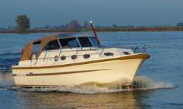 Antaris Retro 10, Motor Yacht Antaris Retro 10 for sale by Jachtbemiddeling van der Veen - Terherne
