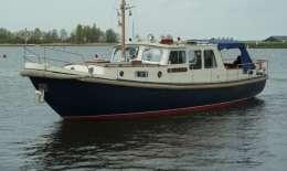 Valkvlet 1160 OK AK, Motor Yacht Valkvlet 1160 OK AK for sale by Jachtbemiddeling van der Veen - Terherne