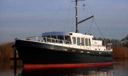 Tak Spiegelkotter, Motor Yacht Tak Spiegelkotter for sale by Jachtbemiddeling van der Veen - Terherne