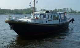 Valkvlet 1130 OK AK, Motor Yacht Valkvlet 1130 OK AK for sale by Jachtbemiddeling van der Veen - Terherne