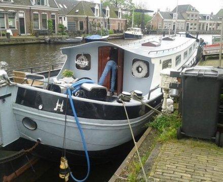 Steilsteven 20 Meter, Motorjacht for sale by Jachtbemiddeling van der Veen