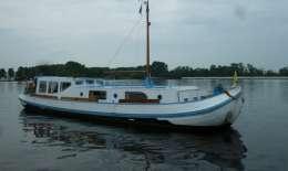Tjalk Van Der Werf, Motor Yacht Tjalk Van Der Werf for sale by Jachtbemiddeling van der Veen - Terherne