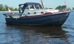 Schuttevaer Vlet 860 OK, Motor Yacht Schuttevaer Vlet 860 OK for sale by Jachtbemiddeling van der Veen - Terherne