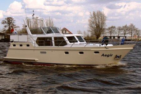 Proficiat 1175 GL, Motorjacht Proficiat 1175 GL te koop bij Jachtbemiddeling van der Veen - Terherne