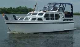 Romanza 1080 AK, Motor Yacht Romanza 1080 AK for sale by Jachtbemiddeling van der Veen - Terherne