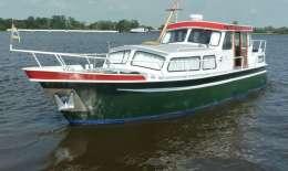 Ten Broeke 1050 AK, Motor Yacht Ten Broeke 1050 AK for sale by Jachtbemiddeling van der Veen - Terherne