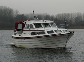 Saga 27 AC, Bateau à moteur Saga 27 ACà vendre par Jachtbemiddeling van der Veen - Terherne