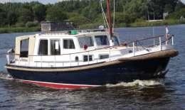 Van De Werf Vlet 970 OK, Motor Yacht Van De Werf Vlet 970 OK for sale by Jachtbemiddeling van der Veen - Terherne
