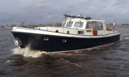 Gillissen Stevenvlet 1245 OK/AK, Motor Yacht Gillissen Stevenvlet 1245 OK/AK for sale by Jachtbemiddeling van der Veen - Terherne