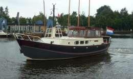 Staverse Kotter 1040 ST 40, Motor Yacht Staverse Kotter 1040 ST 40 for sale by Jachtbemiddeling van der Veen - Terherne