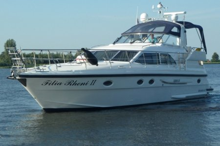 Atlantic 460, Motor Yacht Atlantic 460 for sale at Jachtbemiddeling van der Veen - Terherne