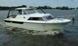 Marco 810 AK, Motor Yacht Marco 810 AK for sale by Jachtbemiddeling van der Veen - Terherne
