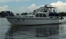 Valkkruiser 1260 AK, Motor Yacht Valkkruiser 1260 AK for sale by Jachtbemiddeling van der Veen - Terherne