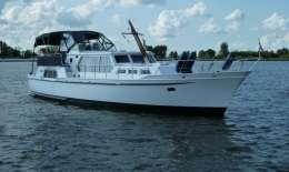 Tak Kotter Utopia, Motor Yacht Tak Kotter Utopia for sale by Jachtbemiddeling van der Veen - Terherne