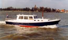 Akerboom Vlet 1350 OK, Motor Yacht Akerboom Vlet 1350 OK for sale by Jachtbemiddeling van der Veen - Terherne