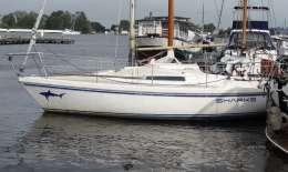 Seamaster 815, Sailing Yacht Seamaster 815 for sale by Jachtbemiddeling van der Veen - Terherne