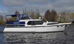 Valkkruiser 1380 AK, Motor Yacht Valkkruiser 1380 AK for sale by Jachtbemiddeling van der Veen - Terherne