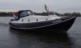 Baarda Grundel, Motor Yacht Baarda Grundel for sale by Jachtbemiddeling van der Veen - Terherne