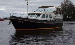 Linssen Grand Sturdy 410 AC Twin, Motor Yacht Linssen Grand Sturdy 410 AC Twin for sale by Jachtbemiddeling van der Veen - Terherne
