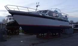 Proficiat 1160 Ak, Motor Yacht Proficiat 1160 Ak for sale by Jachtbemiddeling van der Veen - Terherne
