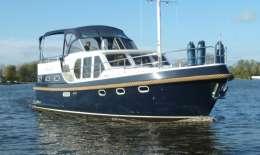ABIM CLASSIC 118, Motor Yacht ABIM CLASSIC 118 for sale by Jachtbemiddeling van der Veen - Terherne