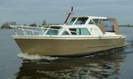 Target 850, Motor Yacht Target 850 for sale by Jachtbemiddeling van der Veen - Terherne