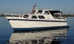 Poiesz Kruiser 850 OK, Motor Yacht Poiesz Kruiser 850 OK for sale by Jachtbemiddeling van der Veen - Terherne