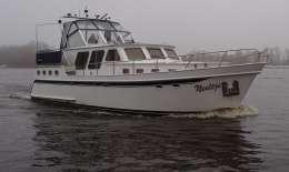 Babro 1220 AK, Motor Yacht Babro 1220 AK for sale by Jachtbemiddeling van der Veen - Terherne