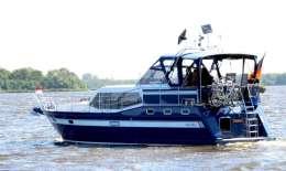 Nowee 38, Motor Yacht Nowee 38 for sale by Jachtbemiddeling van der Veen - Terherne