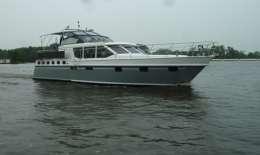 Bendie Superior, Motor Yacht Bendie Superior for sale by Jachtbemiddeling van der Veen - Terherne