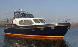 Reline Grand Courage 435 AC, Motor Yacht Reline Grand Courage 435 AC for sale by Jachtbemiddeling van der Veen - Terherne