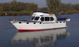 Alm Bakdek Kruiser, Motor Yacht Alm Bakdek Kruiser for sale by Jachtbemiddeling van der Veen - Terherne