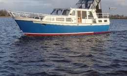 Blauwehandkruiser 1120 AK, Motor Yacht Blauwehandkruiser 1120 AK for sale by Jachtbemiddeling van der Veen - Terherne