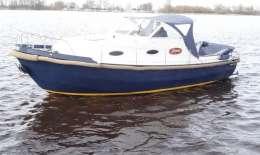 Sidney Cruiser 7700, Motor Yacht Sidney Cruiser 7700 for sale by Jachtbemiddeling van der Veen - Terherne