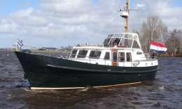 Gillissen Spitsgatkotter 1360, Motor Yacht Gillissen Spitsgatkotter 1360 for sale by Jachtbemiddeling van der Veen - Terherne