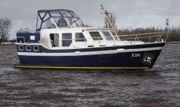 Ankertrawler 1000 AK, Motor Yacht Ankertrawler 1000 AK for sale by Jachtbemiddeling van der Veen - Terherne