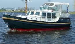 Linssen Classic Sturdy 360 AC Luxe, Motor Yacht Linssen Classic Sturdy 360 AC Luxe for sale by Jachtbemiddeling van der Veen - Terherne