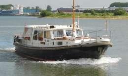 Valkvlet 1190 OK AK, Motor Yacht Valkvlet 1190 OK AK for sale by Jachtbemiddeling van der Veen - Terherne