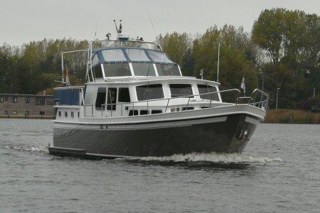 Pikmeerkruiser 1230 AK, Motorjacht Pikmeerkruiser 1230 AK te koop bij Jachtbemiddeling van der Veen - Terherne