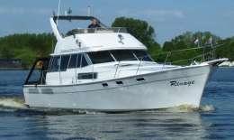 Bayliner 3888, Motor Yacht Bayliner 3888 for sale by Jachtbemiddeling van der Veen - Terherne