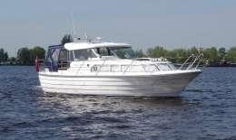 Agder 950 Ht, Motor Yacht Agder 950 Ht for sale by Jachtbemiddeling van der Veen - Terherne