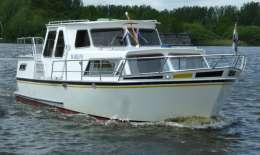 Target Express, Motor Yacht Target Express for sale by Jachtbemiddeling van der Veen - Terherne