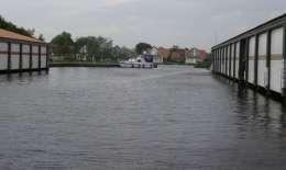 Schiphuis Terherne - Oksewiel, Houseboat Schiphuis Terherne - Oksewiel for sale by Jachtbemiddeling van der Veen - Terherne