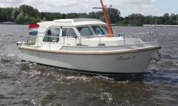 Linssen 25.9 Grand Sturdy Sedan, Motor Yacht Linssen 25.9 Grand Sturdy Sedan for sale by Jachtbemiddeling van der Veen - Terherne