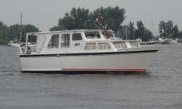 Proficiat 970 OK, Motor Yacht Proficiat 970 OK for sale by Jachtbemiddeling van der Veen - Terherne