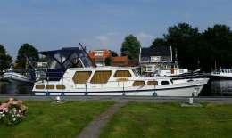 Super Lauwersmeer 1120, Motor Yacht Super Lauwersmeer 1120 for sale by Jachtbemiddeling van der Veen - Terherne