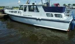Lübbe Voss Rondspant, Motor Yacht Lübbe Voss Rondspant for sale by Jachtbemiddeling van der Veen - Terherne