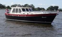 Alm Spitsggatkotter 12.80 OK Kotter, Motor Yacht Alm Spitsggatkotter 12.80 OK Kotter for sale by Jachtbemiddeling van der Veen - Terherne